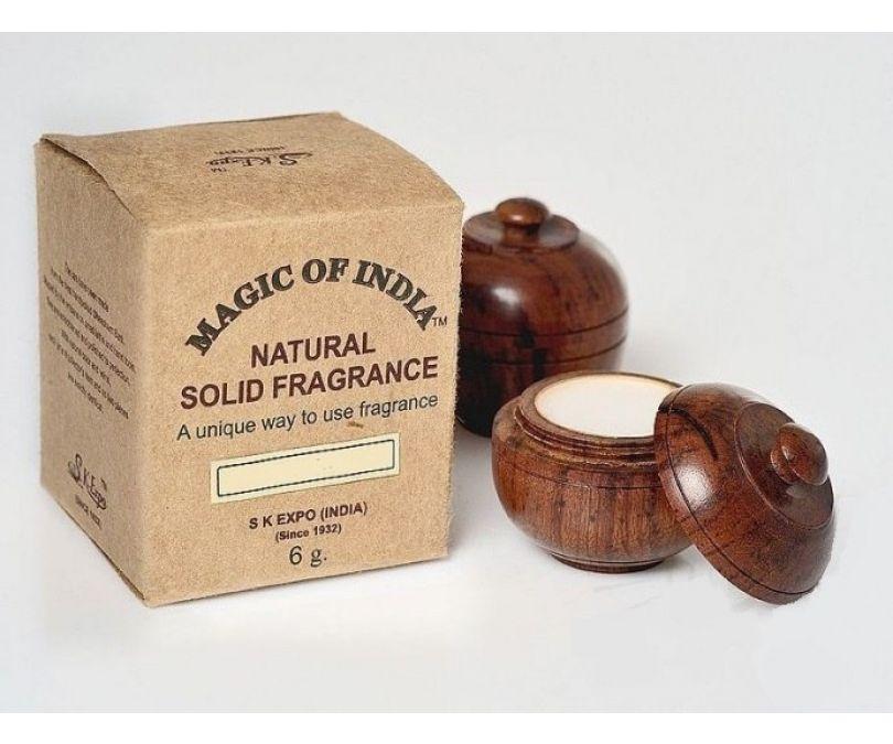 SHAMASA Naturalne perfumy w kremie VANILLA trwały zapach 6g